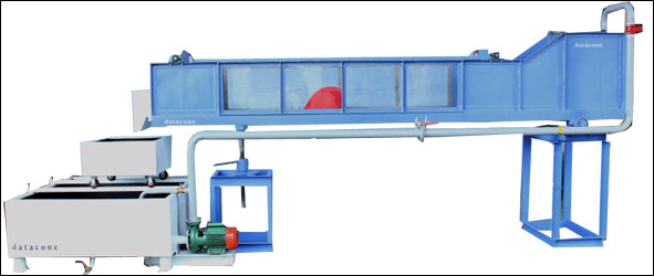 HYDRAULIC FLUME (Tilting Type)